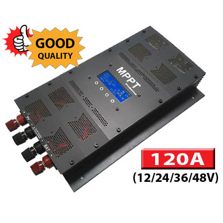 Knowing Build mppt solar charge controller ~ George Mayda