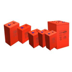 2 Volt High Temperature Battery
