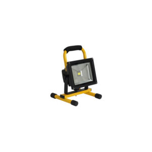 LED FLOOD LIGHT 20W RECHARGEABLE 12 VOLT