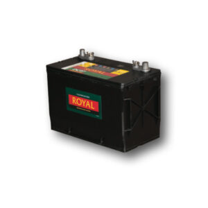 Royal DC27 Semi-Sealed Maintenance Free Battery