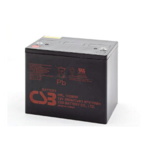 CSB HRL12280W AGM BATTERY