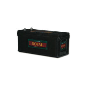 Royal N120 Semi-Sealed Maintenance Free Battery