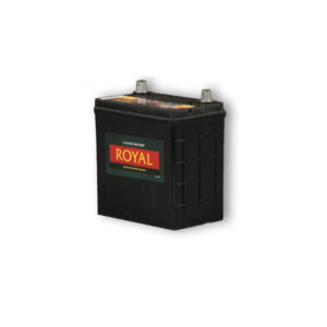 Royal NS40 Semi-Sealed Maintenance Free Battery