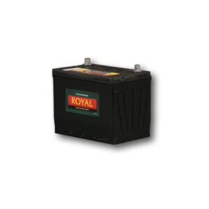 Royal NS70 Semi-Sealed Maintenance Free Battery