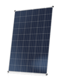 CANADIAN SOLAR PANELS-270W Poly Double Glass