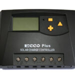 Ecco Solar Charge Controller 30A 12 - 24 Volt