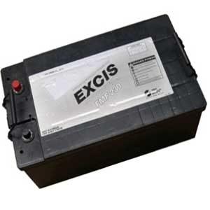 Excis 230 AH 12 V Maintenance Free