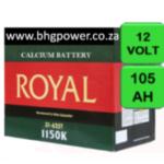 Royal Batteries