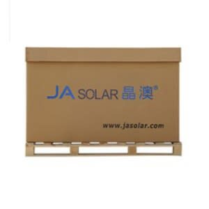 JA Solar 320W Poly 5BB (Pallet of 27 - Collection) - Solar Panel Wholesale