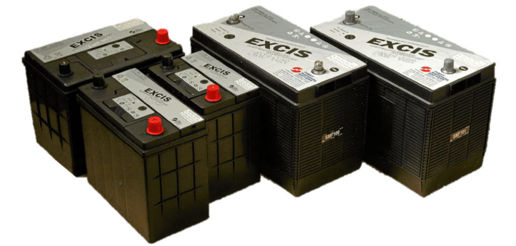 EXCIS Batteries