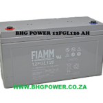 FIAMM BATTERY 12FGL 120AH