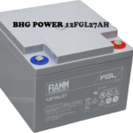 FIAMM 12FGL27AH BATTERY