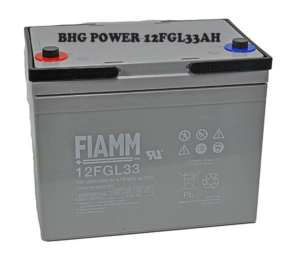 FIAMM BATTERY 12FGL 33AH