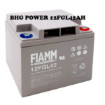 FIAMM BATTERY 12FGL 42AH