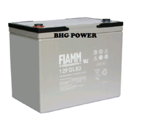 FIAMM BATTERY 12FGL 80AH